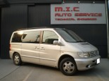 2002y メルセデスベンツ V280