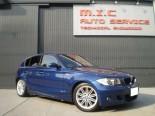 2008y  BMW  116i  Mスポーツ