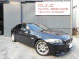 2013y BMW 535i Mスポーツ