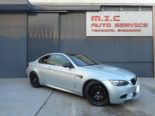 2012y BMW M3 フローズンシルバーエディション